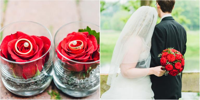 Sabrina & Patrick » Moderne Hochzeitsfotografie In Bochum